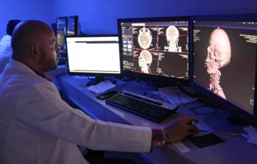 Diseñan material para facilitar estudios de cerebro