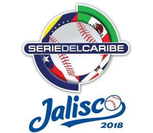 Logo Serie Caribe 2018